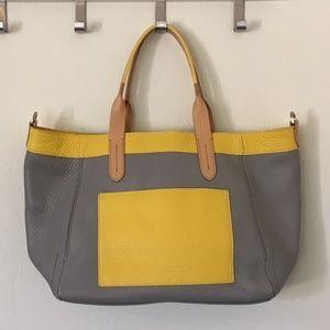 Cole Haan colorblock purse